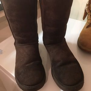 Real Ugg Boot Size 8